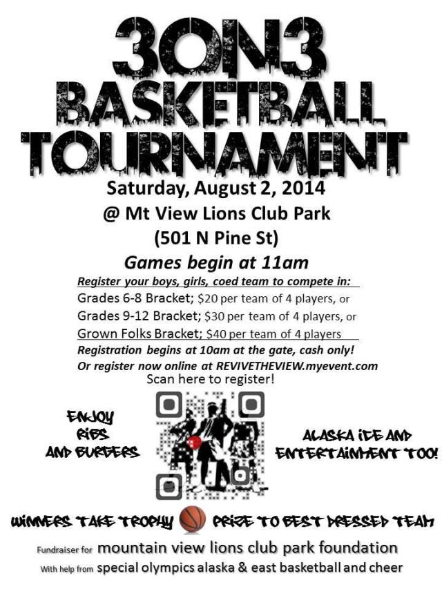 mt view 3on3 tournament