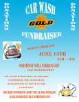 AK GOLD Car Wash Fundraiser