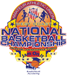 15 West Coast National Championships Logo